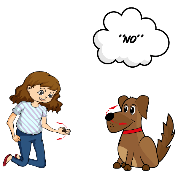 How to Teach a Dog to Say No